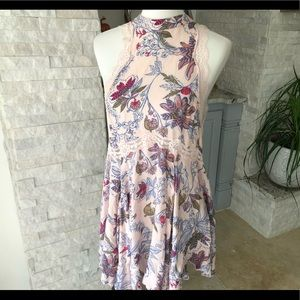 Free People She Moves Dress XS